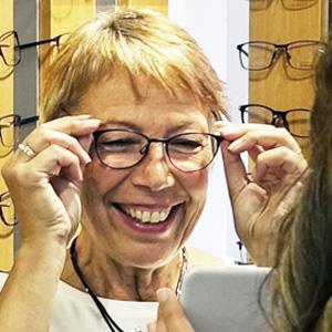 Gleitsichtbrillen Beratung und Verkauf in Memmingen
